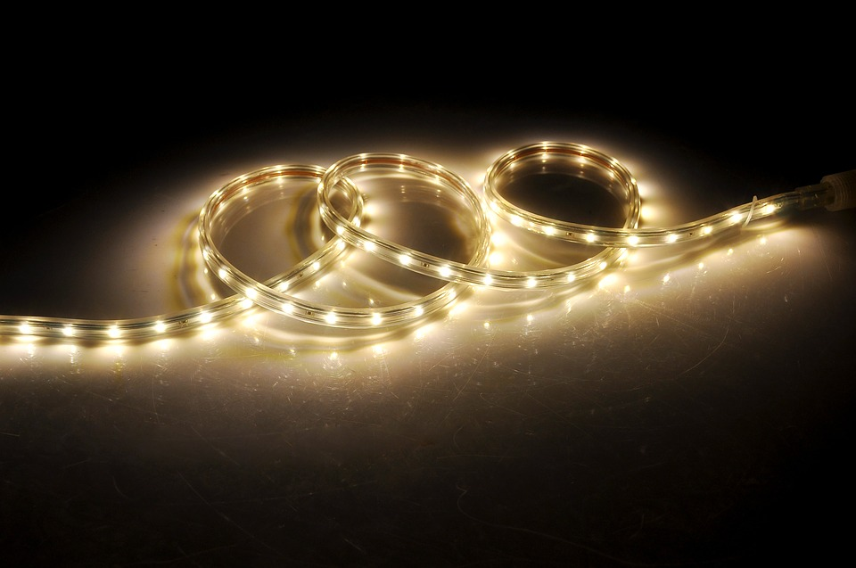 A kültéri LED szalag felhasználási ötletei