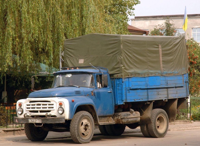 Az első ponyvás teherautó bérlésünk